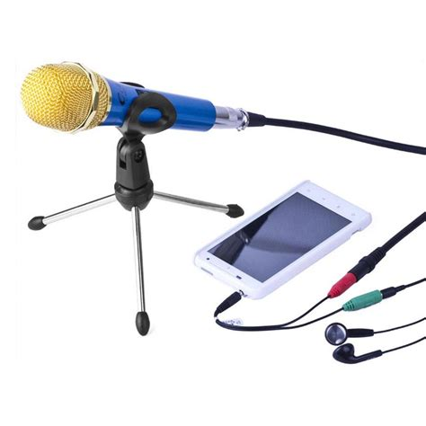 Mini Stand Mikrofon Universal by Mini Stand Mikrofon Universal Black Jakartanotebook