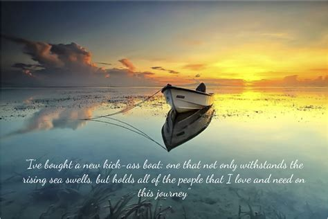 fishing boat you never know boat love quotes 2019 daily quotes