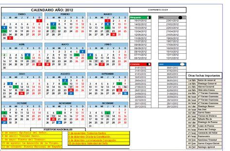 Fin Calendario 2012 Calendario Lunar 2012