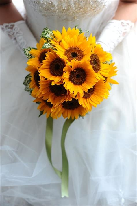 Unique Wedding Flowers by Unique Sunflowers For Wedding Flowers 21 In Inspirational