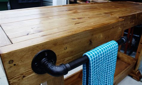 Portable Kitchen Island Bar Diy Console Tablediy Show Off Diy Decorating And Home
