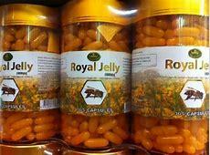 NEW Nature's King Royal Jelly 1000mg 365 Soft Capsules ... Royal Jelly Kapseln