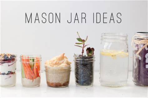 10 Jar Ideas For The 10 Diy Jar Ideas Diy To Make