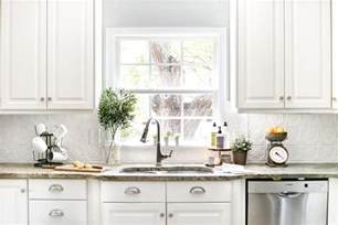 pressed tin backsplash diy pressed tin kitchen backsplash bless er house