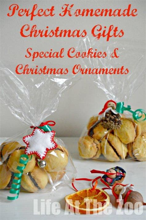 presents kids can make cookies ornaments