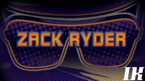 theme song zack ryder 2012 wwe zack ryder theme song titantron 2012 2013 youtube