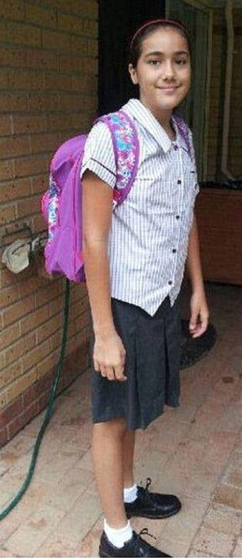 12 year old school uniform tiahleigh palmer s accused murderer rick thorburn has home