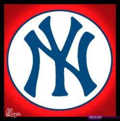 drawing the new york yankees logo added by dawn november