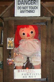 annabelle doll occult museum the warren s occult museum lovetoknow