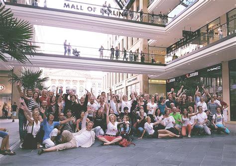 swing berlin internationaler west coast swing flashmob berlin