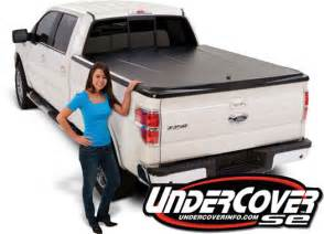 Tonneau Covers That Open At Both Ends Undercover Se