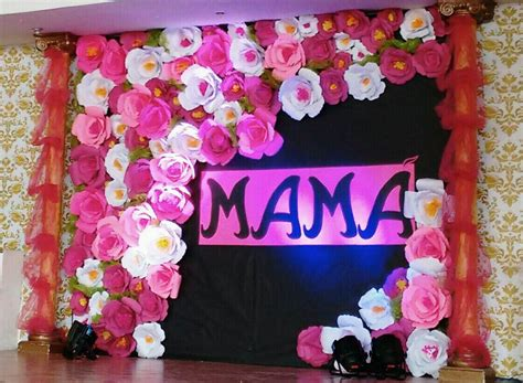 decoracion dia decoraci 243 n d 237 a de las madres flowers d 237 a