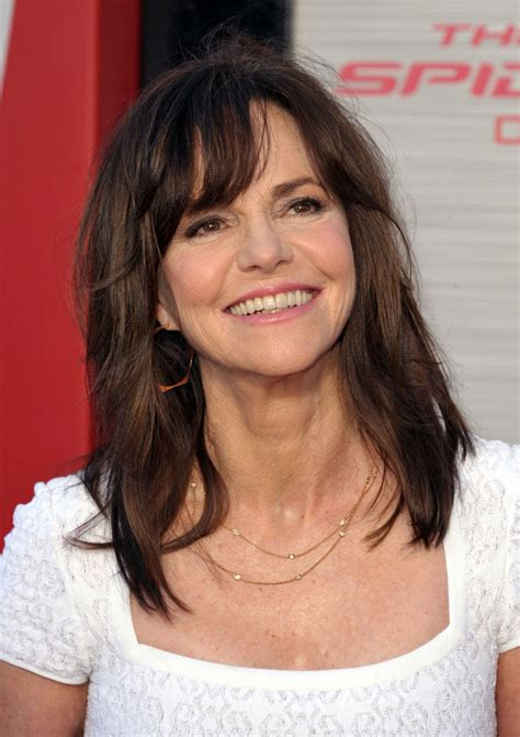 sally fields measurements sally field at the amazing spider man premiere in los