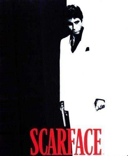 scarface rug scarface silhouette royal plush soft area rug carpet