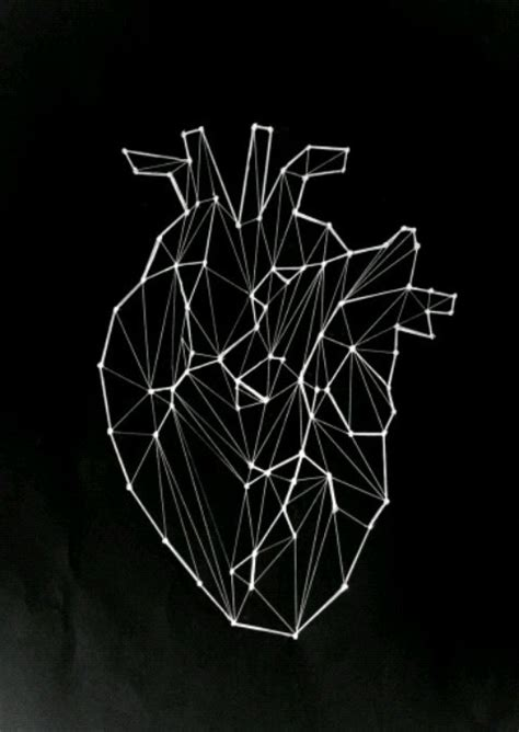 imagenes tumblr en negro corazon blanco tumblr