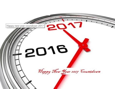 New Year Countdown Pictures