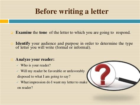 Letter For Class 5 sle formal letters for grade 5 1000 images about