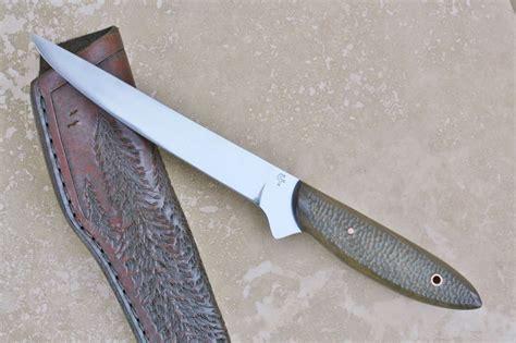 Handmade Fillet Knives - custom fillet knives 28 images handmade fillet knives