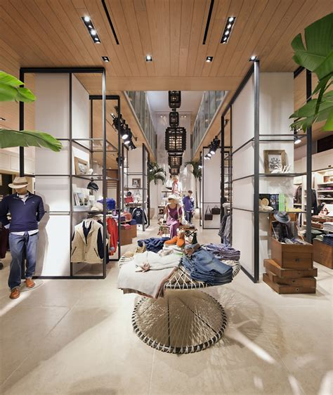 Tommy Bahama flagship store New York 03 » Retail Design Blog