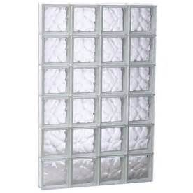 Pictures of Lowes Glass Block Windows
