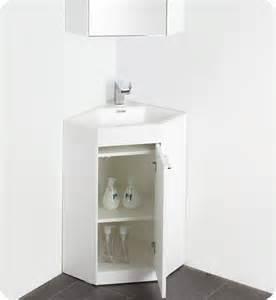 17 5 quot coda single corner bath vanity tradewindsimports