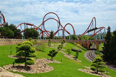 Theme Park Portaventura | world s beautiful places portaventura theme park