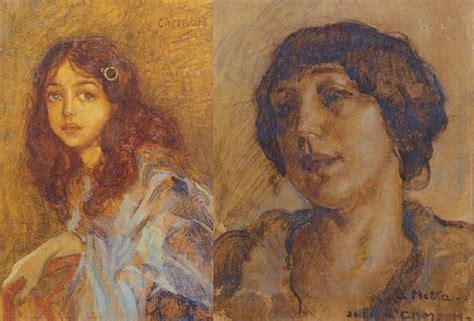 C Nel Cambon by Nella Doria Cambon Occultist Poetess