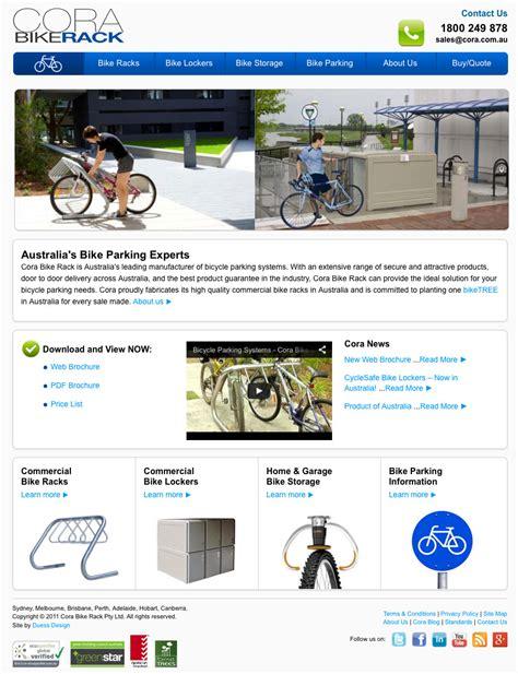 Cora Bike Racks Canada by Cora Bike Rack 171 Duess Web Design