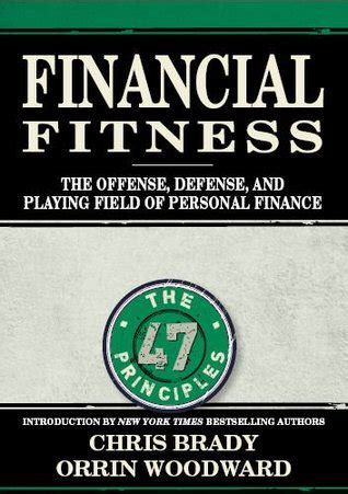 the finance book understand 1292123648 financial fitness the offense defense and playing field of personal finance by brady