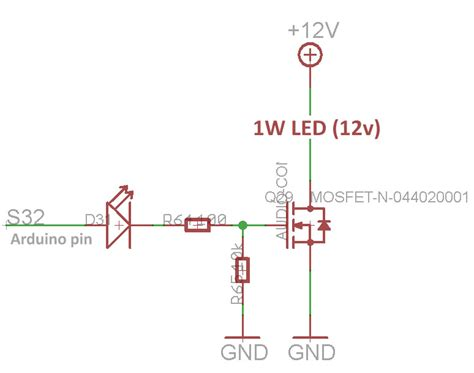 Tr Irf540 N To220 Power Mosfet the gallery for gt n channel mosfet arduino