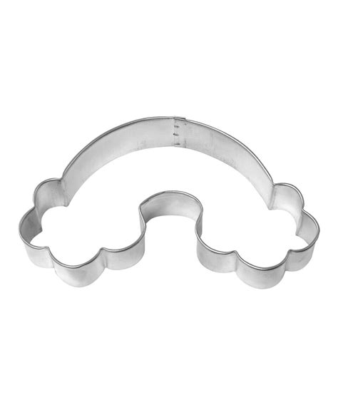 Cutter Rainbow by Rainbow Cookie Cutter The Cookie Cutter Shop