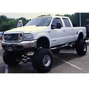 Jacked Up Ford Trucks