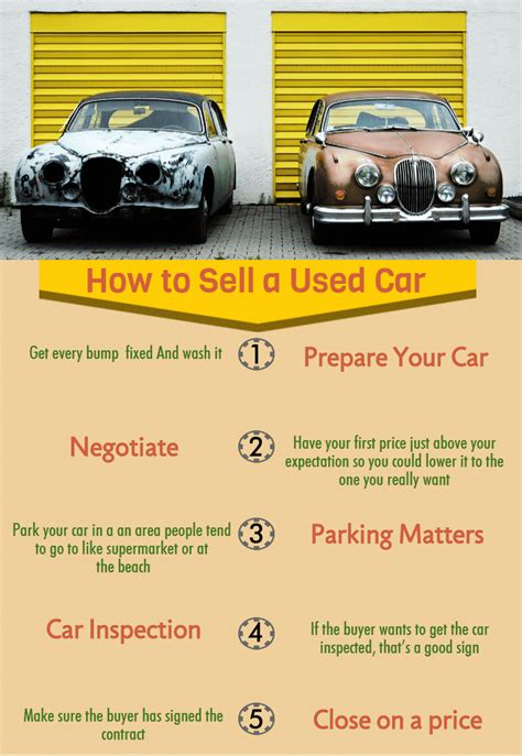 sell a used car how to list a used car for sale carproof how to sell a used car