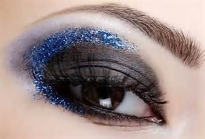 Bright-<strong>Eye</strong>-<strong>Makeup</strong>-of-Blue-Glitter-Look.jpg