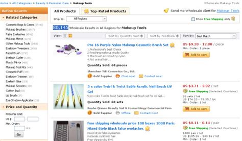 aliexpress com review a wholesale marketplace from china how to buy cheap makeup tools from china wholesale market