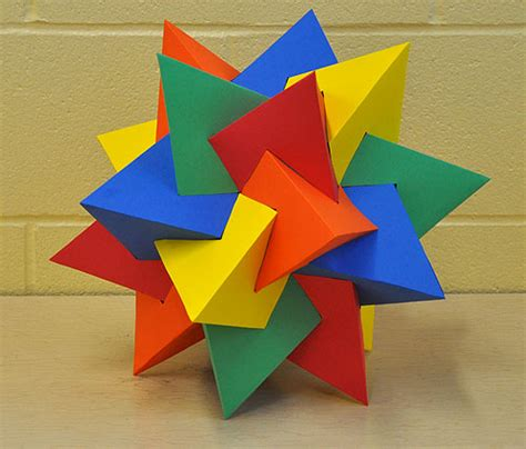 Tetrahedra Origami - tetrahedra definition what is
