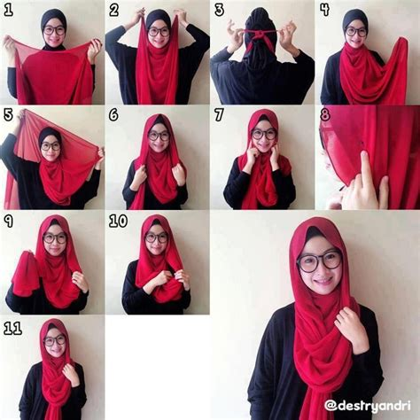 tutorial hijab chic simple 17 best images about hijab tutorial on pinterest simple