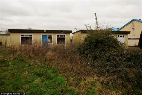 Residential Site Plan by Haunting Images Show Abandoned Pontins Holiday Park In