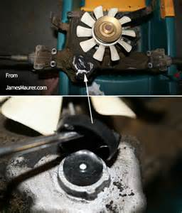john deere hydrostatic transmission fix