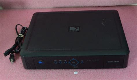 direct tv hd dvr receiver model hr  ebay