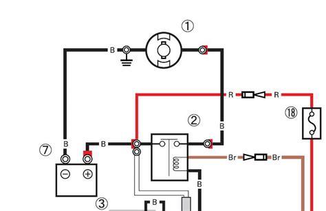 49cc 2 stroke starter solenoid wiring diagram get free