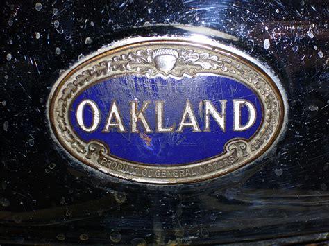 Oakland Search Oakland Motor Car Company