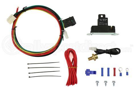mishimoto adjustable fan controller kit mishimoto adjustable fan controller kit mmfan cntl u18npt