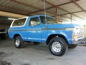 Ford 460 For Sale Buy Used 1978 Ford Bronco 4x4 With A 460 Engine