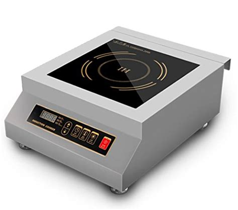 Induction Countertop Stove by 5000 Watt Countertop Commercial Induction Cooktop Burner Electric Magnetic Stove Cook Clean