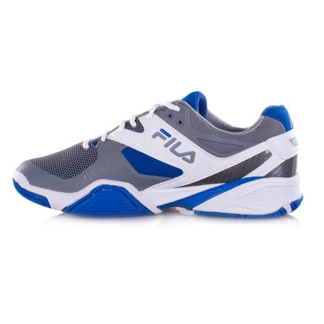 fila s tennis shoes fila sentinel s tennis shoes white blue grey