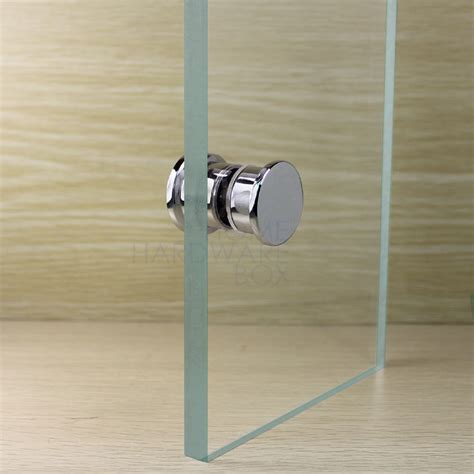 Back To Back Door Knobs by Pair Of Chrome Shower Room Door Knob Handle Polished