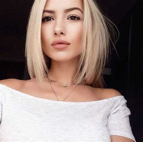 bob blonde hair 2015 25 best blonde bob haircuts bob hairstyles 2017 short