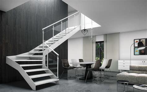 scale da interno moderne ᐅ escaleras italianas escaleras de madera maciza