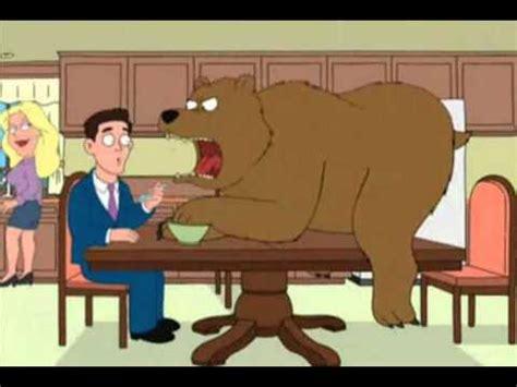 Russian bear family guy movie
